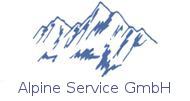 Logo - Alpine Service GmbH in München